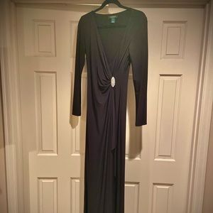 Formal Ralph Lauren evening gown